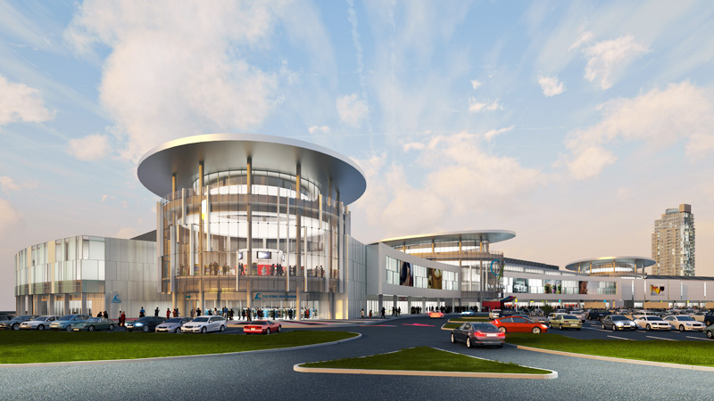 Welcome to remington centre for Shopping mall exterior design